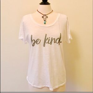 SoShelbie Tops - Be Kind Oversized Tee